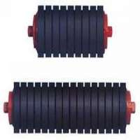 Conveyor Rubber Ring Rollers Manufacturers
