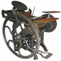 Letterpress Printing Press Manufacturers
