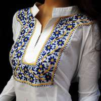 Hand Embroidered Garments Manufacturers