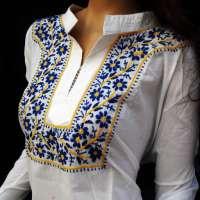 手绣服装 制造商