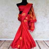 Kanjivaram Silk Saree Manufacturers