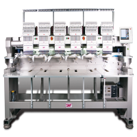 Multi Head Embroidery Machine Manufacturers
