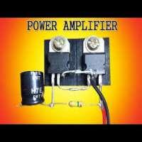 功率放大器电路 制造商