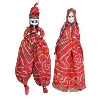 Rajasthani Puppet 制造商