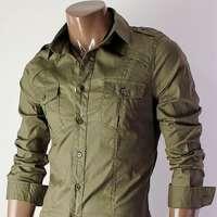 男装货运衬衫 制造商