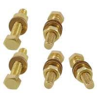 Brass Bolts Manufacturers
