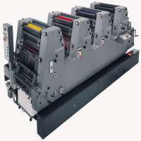 Color Printing Press Manufacturers