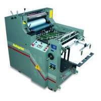 Single Color Offset Printers Manufacturers