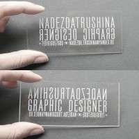 Plastic Transparent Card Manufacturers