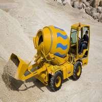Self Loading Concrete Mixer truck Manufacturers