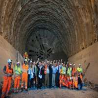 Tunnel Construction Manufacturers