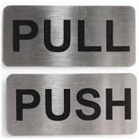 Stainless Steel Sign Board Manufacturers