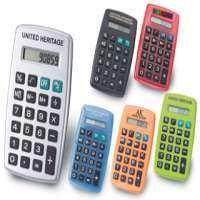 Advertising Calculators Manufacturers