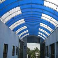 聚碳酸酯板屋面服务 制造商