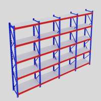 Heavy Duty Steel Rack Manufacturers