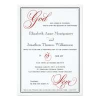 基督教婚礼卡 制造商