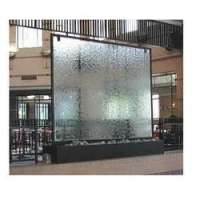 Glass Water Screen Fountain Manufacturers