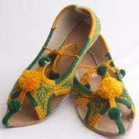 Ethnic Shoe Manufacturers
