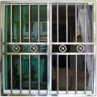 钢窗烤架 制造商