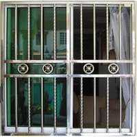 Steel Window Grills Importers