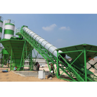 Aggregate Feeding Belt Conveyors Manufacturers