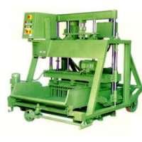Hydraulic Concrete Block Making Machine Manufacturers