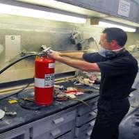 灭火器重新装满 制造商