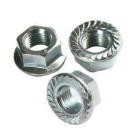 Flange Hex Nut Manufacturers