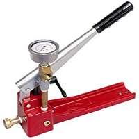 Pressure Test Pump Manufacturers