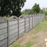 Boundary Walls Construction Services Manufacturers