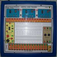 Digital Electronics Trainer Kit Importers