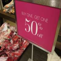 Retail Signs Manufacturers
