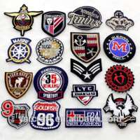 Logo Patches Manufacturers