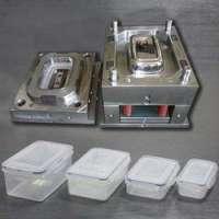 塑料食品容器模具 制造商