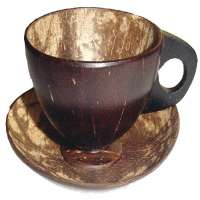 Coconut Shell Tea Cup Manufacturers