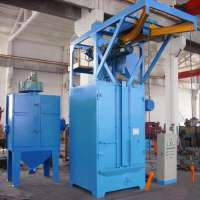 Spinner Hanger Shot Blasting Machine Manufacturers