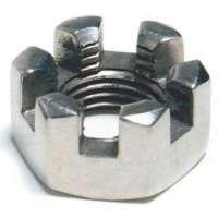 Hexagonal Castle Nuts Manufacturers