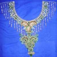 串珠的领口 制造商