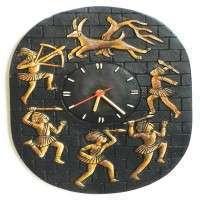 兵马俑壁钟 制造商