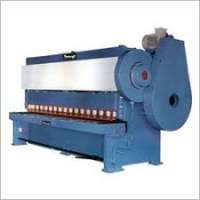 Mechanical Over Crank Shearing Machine Manufacturers