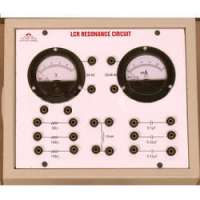 LCR Resonance Apparatus Importers