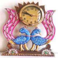 Peacock Hanging Wall Clock Manufacturers
