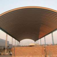 无桁架屋顶 制造商