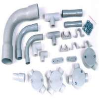 PVC电气配件 制造商