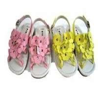 孩子PU凉鞋 制造商