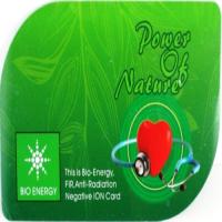 Bio Energy Card Manufacturers