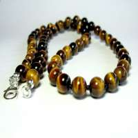 Tiger Eye Necklace Manufacturers