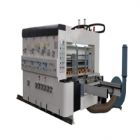 Printing Slotting Die Cutting Machine Manufacturers
