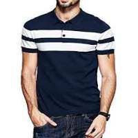 Mens Half Sleeve T- Shirt Importers