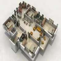 3D建筑建模 制造商